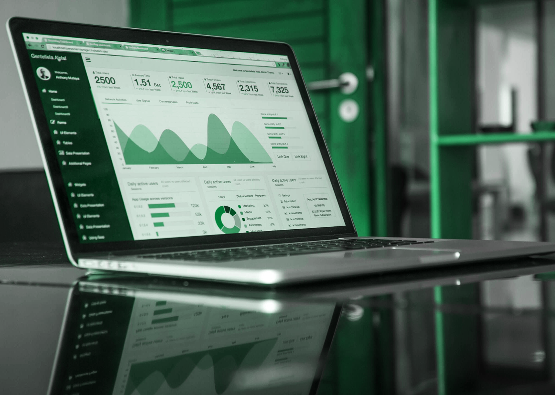 Reporting de performances google analytics